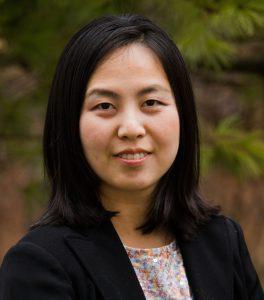 Photo of Jennifer Zhao
