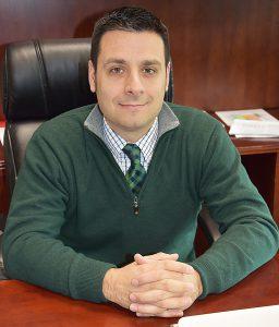 Assistant Principal Anthony Malizia