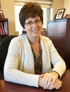 Headshot of High School Assistant Principal Eva Jones