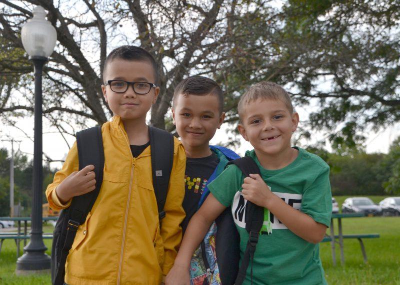 elementary boys