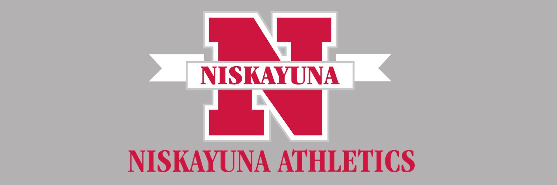 Niskayuna Logo with Words Niskayuna Athletics