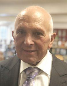 Headshot photo of Dr. Natale